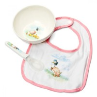 Jemima Puddle-Duck - First Feeding Set image
