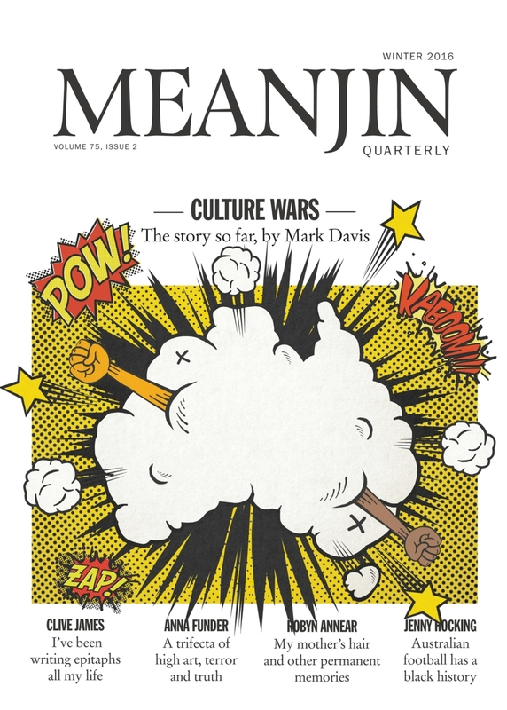 Meanjin Vol 75, No 2 by Jonathan Green