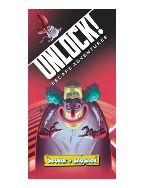 Unlock: Squeek and Sausage