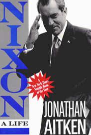 Nixon by Jonathan Aitken image