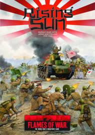 Flames of War - Rising Sun by Peter Simunovich