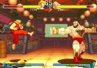 Street Fighter Alpha Anthology for PlayStation 2 image