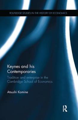 Keynes and his Contemporaries by Atsushi Komine image
