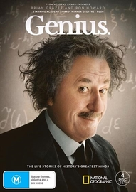 Genius - The Complete Season 1 on DVD