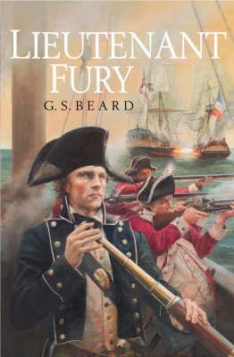 Lieutenant Fury by G.S. Beard image