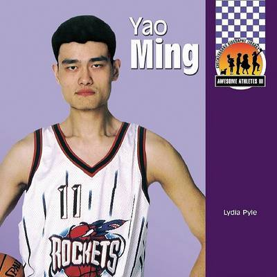 Yao Ming by Lydia Pyle