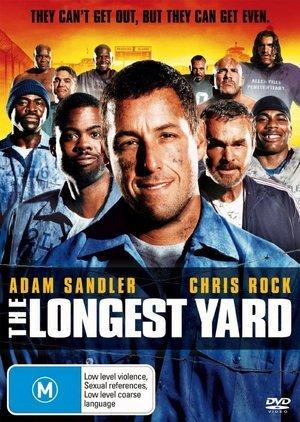 The Longest Yard on DVD image