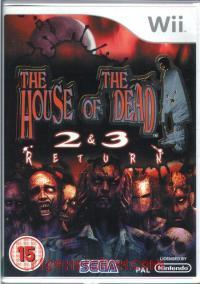 The House Of The Dead Compilation (2 & 3) for Nintendo Wii