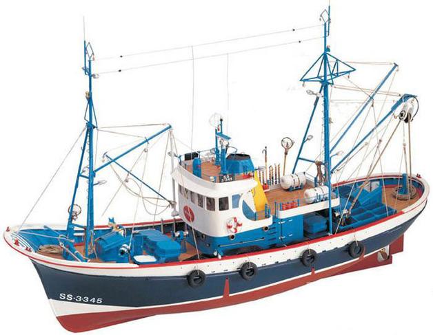 Artesania Latina Marina II 1:50 Wooden Model Kit
