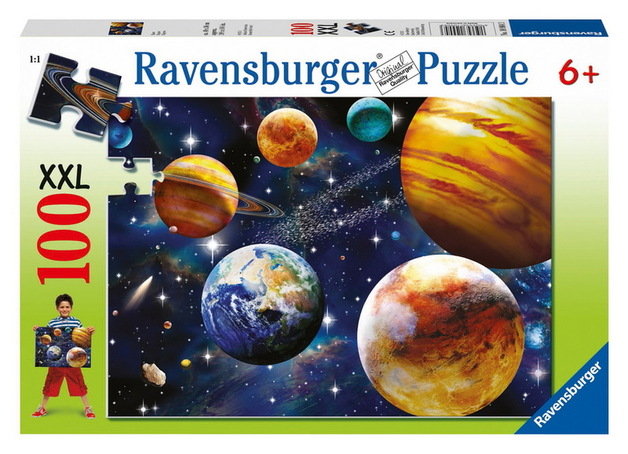 Ravensburger 100 Piece Jigsaw Puzzle - Space