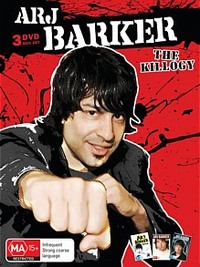 Arj Barker on DVD