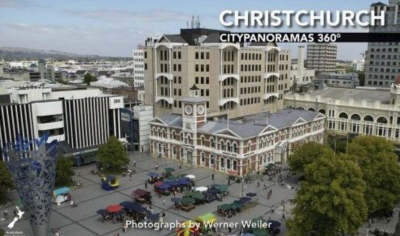 Christchurch by Helga Neubauer image
