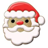 Santa Cookie Cutter - XLarge