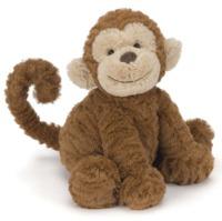 Jellycat: Fuddlewuddle Monkey (23cm)