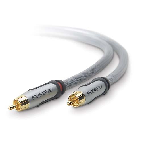 Belkin  PureAV RCA Audio Cable 2.44m image