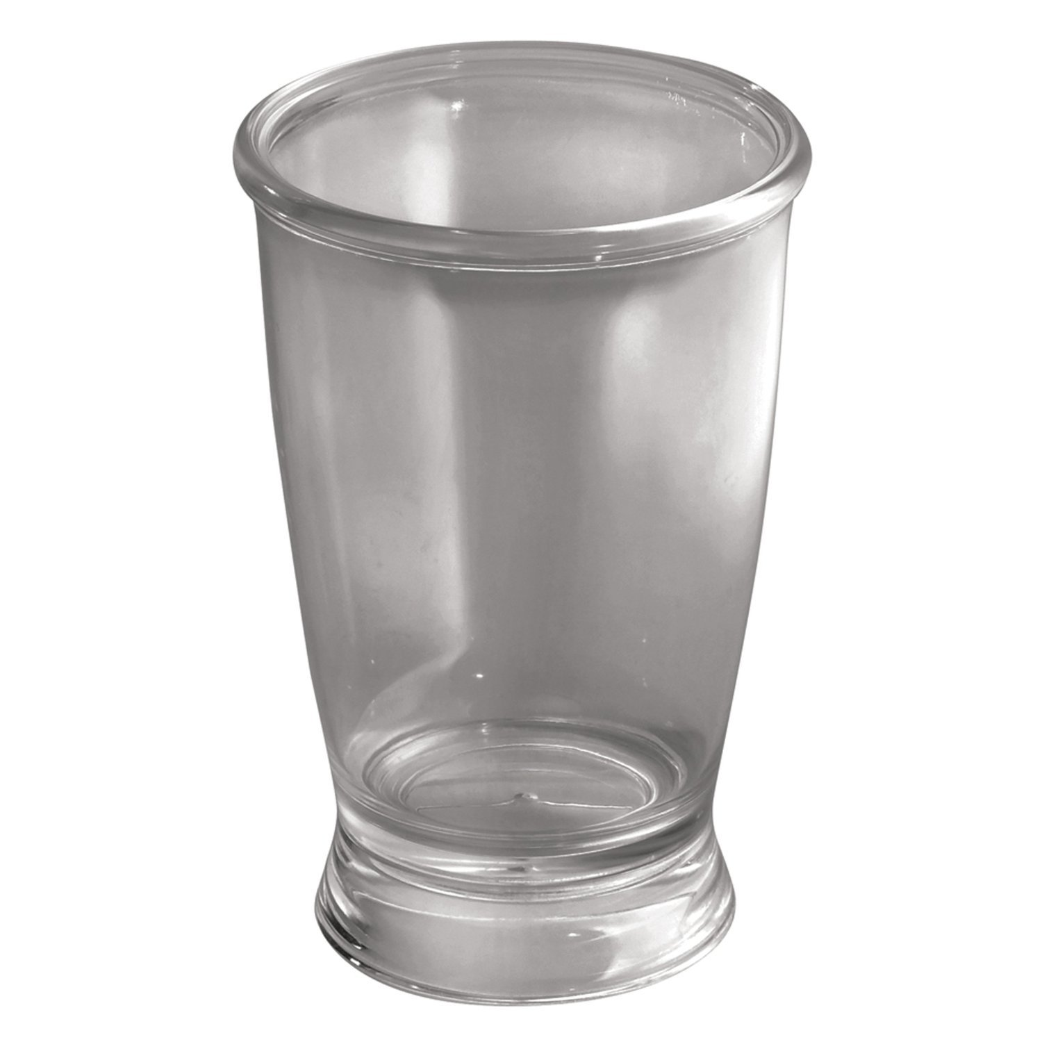 Interdesign Franklin Tumbler - Smoke Plastic image