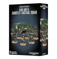 Warhammer 40,000 Dark Angels Gauntlet Tactical Squad