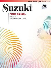 Suzuki Piano School Volume 1 with CD by Dr Shinichi Suzuki