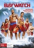 Baywatch (2017) on DVD
