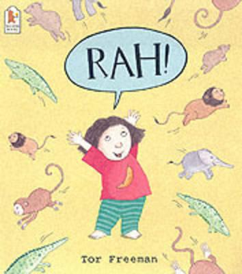Rah! by Tor Freeman
