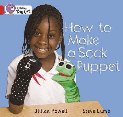 How to Make a Sock Puppet by Jillian Powell image