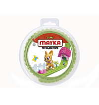 Mayka: Small Construction Tape - Light Green 1M)