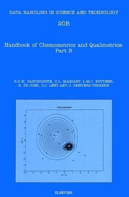 Handbook of Chemometrics and Qualimetrics: Volume 20B image