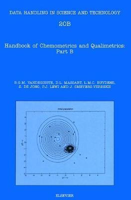 Handbook of Chemometrics and Qualimetrics: Volume 20B image
