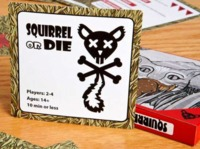 Squirrel or Die - Card Game
