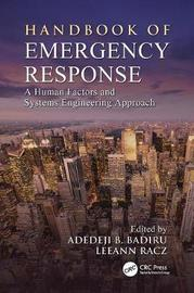 Handbook of Emergency Response image