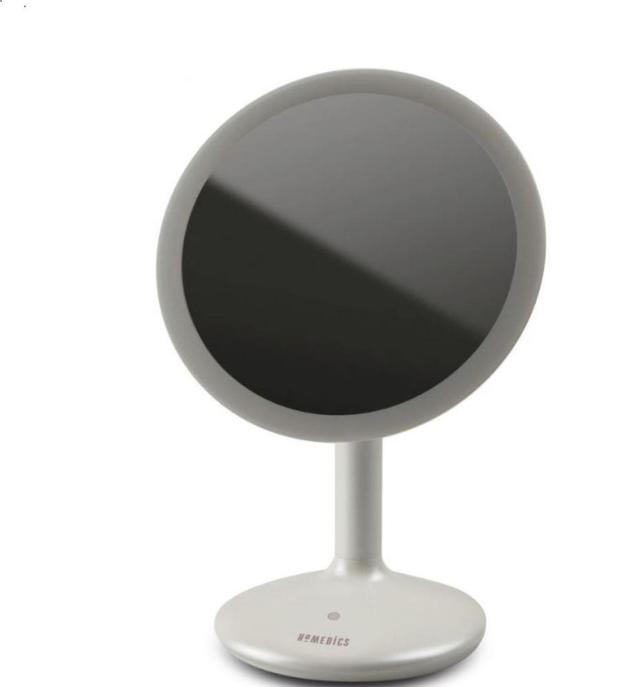 Homedics LED Touch Cordless Vanity Mirror
