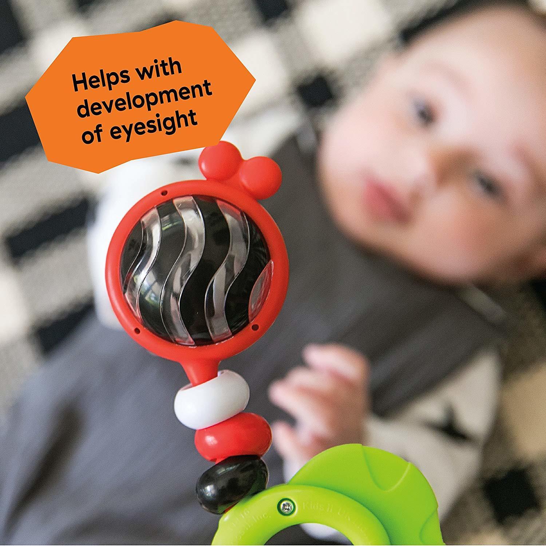 Baby Einstein: Bright Bold - Rattle & Teether image