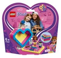 LEGO Friends: Olivia's Heart Box (41357)