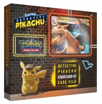 Pokemon TCG: Detective Pikachu - GX Case File (Charizard)