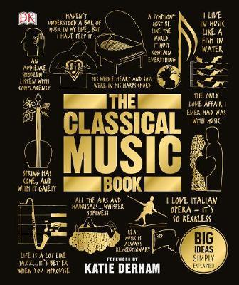 The Classical Music Book by DK image