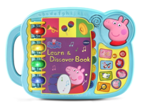 Vtech: Peppa Pig - Learn & Discover Book