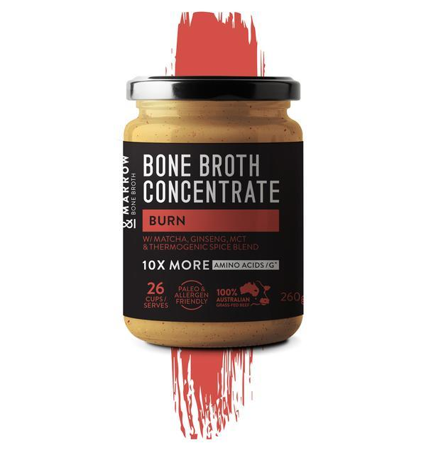 Meadow & Marrow Bone Broth - Boost (260g)