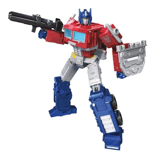 Transformers Generations: War for Cybertron - Earthrise Leader Optimus Prime (WFC-E11)