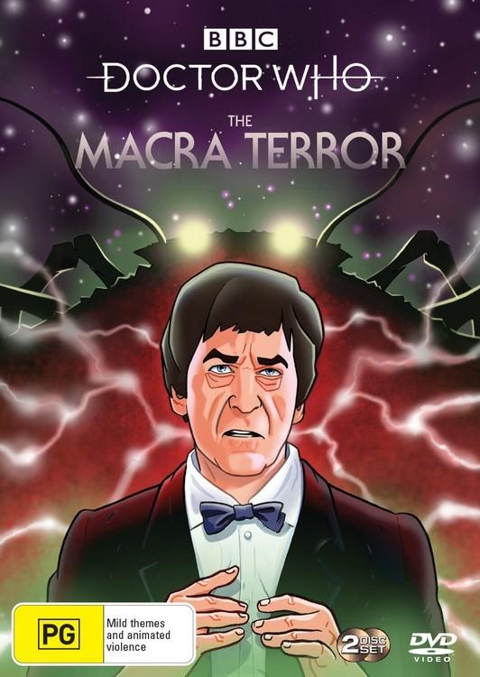 Doctor Who: (1966) - Macra Terror on DVD