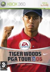 Tiger Woods PGA Tour 06 for X360