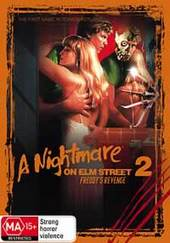 Nightmare On Elm Street 2, A: Freddy Revenge on DVD