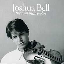 The Romantic Violin by Joshua Bell image