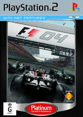 Formula One 04 for PlayStation 2