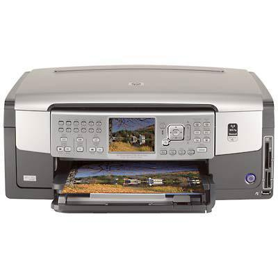 Hewlett-Packard Photosmart C7180 All-in-One Printer