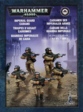 Warhammer 40,000 Imperial Guard Cadians