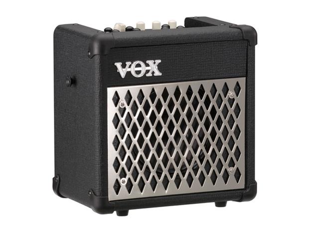 Vox Mini 5 Rhythm 5W Amp Combo with 1 x 6.5' Speaker (Black)