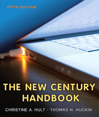 The New Century Handbook by Christine A. Hult