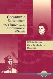 Communio Sanctorum by German National Bishops' Conference