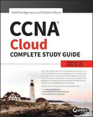 CCNA Cloud Complete Study Guide by Todd Montgomery