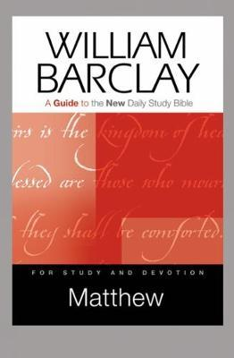 Matthew by William Barclay image